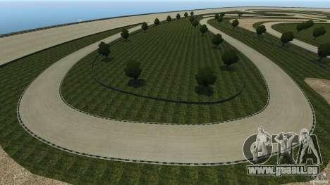 Dakota Raceway [HD] Retexture für GTA 4 elften Screenshot