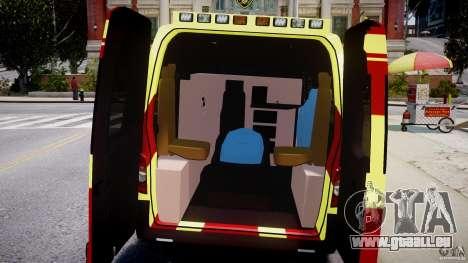 Renault Master 2007 Ambulance Scottish [ELS] pour GTA 4 est un droit