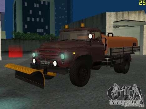 Ko-829 sur beta ZIL-130-châssis de camion pour GTA San Andreas