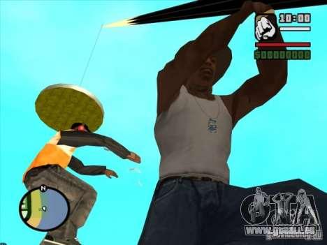 Angeln für GTA San Andreas her Screenshot