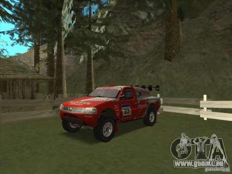 Nissan Pickup pour GTA San Andreas