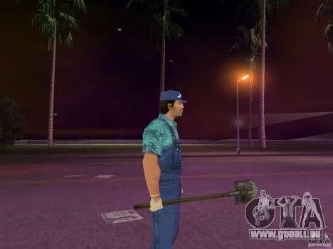 Armes de Pak intérieur pour GTA Vice City le sixième écran