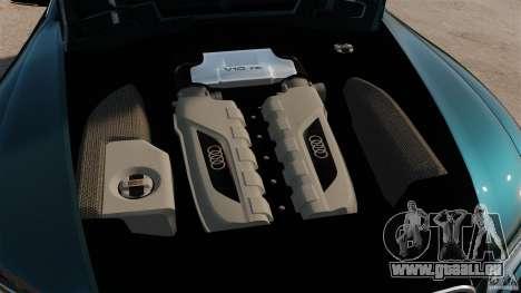 Audi S5 Conceptcar für GTA 4 Rückansicht
