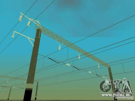 Prise en charge de réseau contact c. 2 pour GTA San Andreas