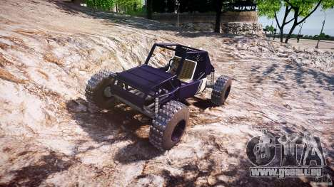 Buggy beta für GTA 4 Rückansicht