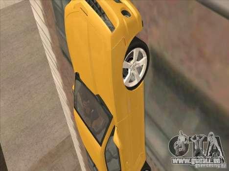 Reiten an Wänden für GTA San Andreas zweiten Screenshot