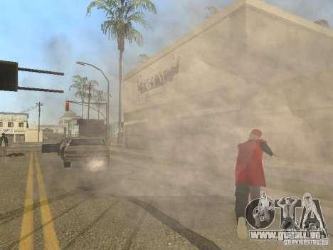 JabbaWockeeZ Skin für GTA San Andreas zweiten Screenshot