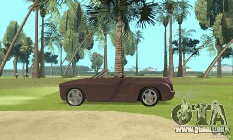 Dodge Sidewinder Concept 1997 pour GTA San Andreas vue de droite
