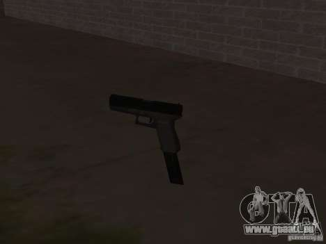 Weapon Pack pour GTA San Andreas neuvième écran