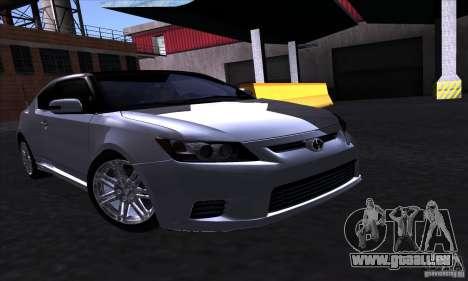 Scion Tc 2012 pour GTA San Andreas