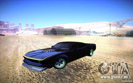 Ford Mustang RTR Drift für GTA San Andreas