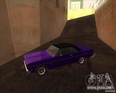1971 Plymouth Scamp pour GTA San Andreas laissé vue
