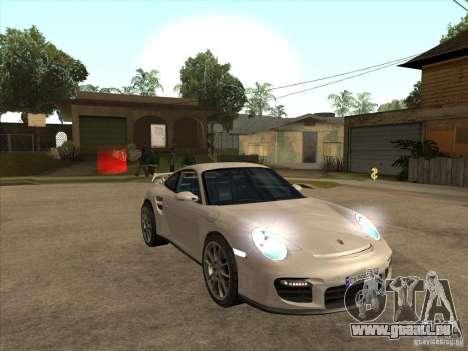 Porsche 911 GT2 pour GTA San Andreas vue arrière