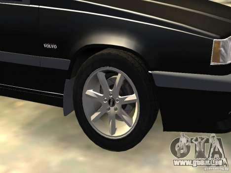 Volvo 850 R 1996 Rims 1 für GTA 4 Seitenansicht