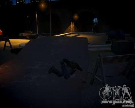 Collision Mod pour GTA 4 quatrième écran