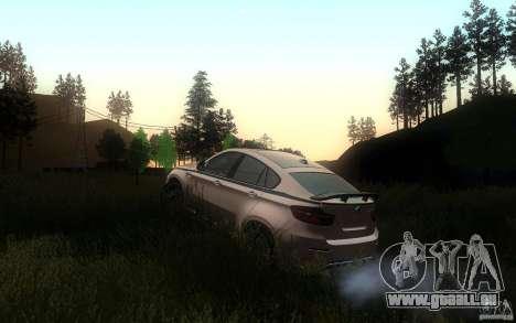 Bmw X6 M Lumma Tuning für GTA San Andreas Seitenansicht