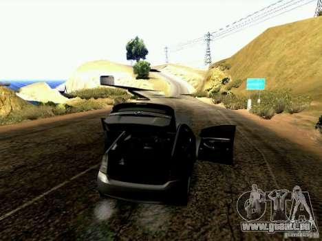 Toyota Prius Hybrid 2011 für GTA San Andreas Seitenansicht