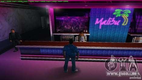 Nouvelles textures Malibu Club pour GTA Vice City