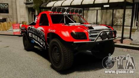 Toyota Tundra Karin Sahara v3.0 für GTA 4