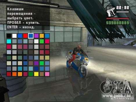 Carcols.dat By Russiamax für GTA San Andreas her Screenshot