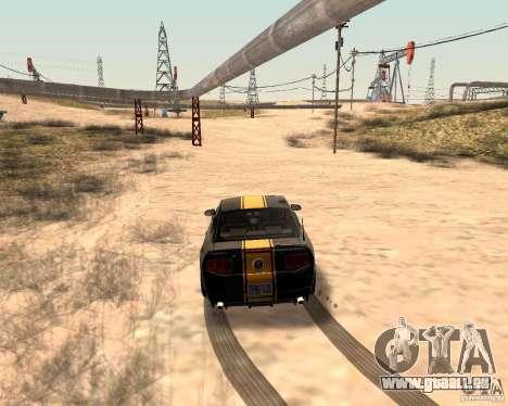 ENBSeries by Nikoo Bel pour GTA San Andreas cinquième écran