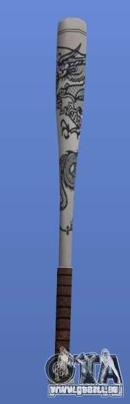 Baseballschlager (The bat) für GTA 4 dritte Screenshot