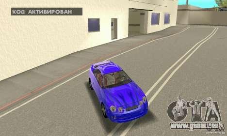 Toyota Celica GT4 2000 für GTA San Andreas Motor