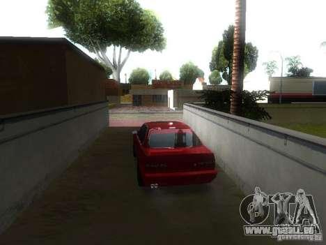 ENB-series 3 pour GTA San Andreas troisième écran
