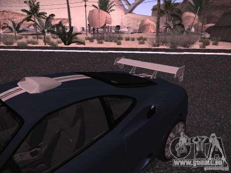 Ferrari 360 Modena pour GTA San Andreas roue