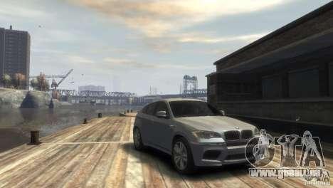 BMW X6M für GTA 4 linke Ansicht