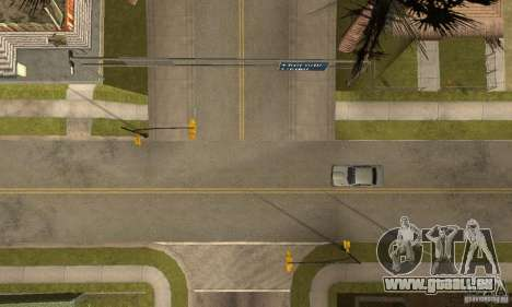 Caméra GTA2 pour GTA San Andreas deuxième écran