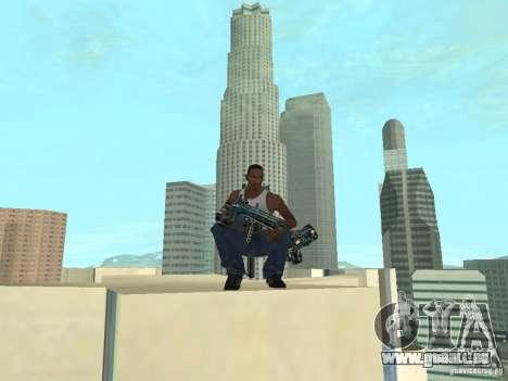 Weapons Pack für GTA San Andreas sechsten Screenshot