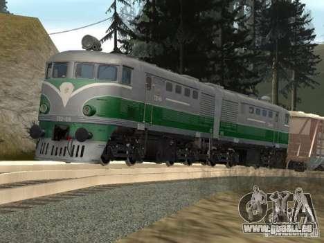 TE2-414 pour GTA San Andreas