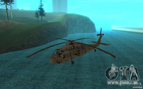 UH-80 pour GTA San Andreas