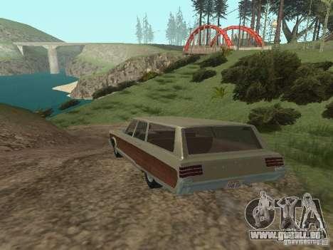 Chrysler Town and Country 1967 für GTA San Andreas rechten Ansicht