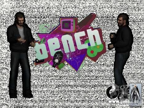 La peau de la Mafia russe pour GTA San Andreas
