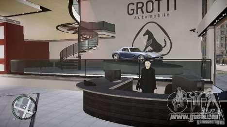 Car Shop Mod pour GTA 4 secondes d'écran