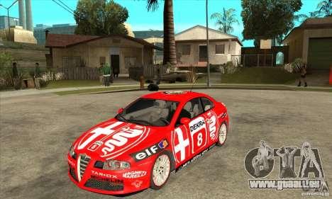 Alfa Romeo GT für GTA San Andreas