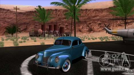 Ford Deluxe Coupe 1940 für GTA San Andreas