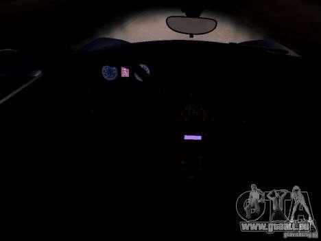 Alfa Romeo 8C Spider 2012 für GTA San Andreas Räder