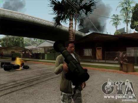 Javelin pour GTA San Andreas