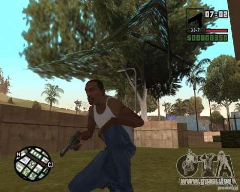 Tula Tokarev TT für GTA San Andreas zweiten Screenshot