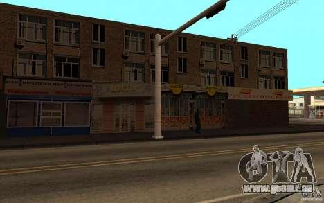Russisches Haus in Idlvude für GTA San Andreas