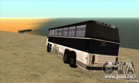 MCI MC9 pour GTA San Andreas laissé vue