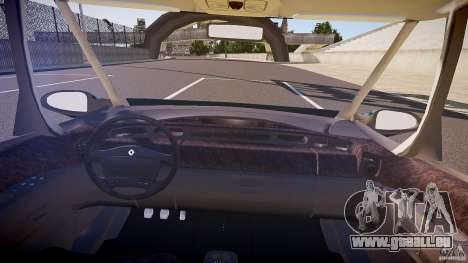 Renault Grand Espace III für GTA 4 Rückansicht