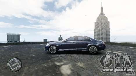 Mercedes-Benz S65 AMG für GTA 4 rechte Ansicht