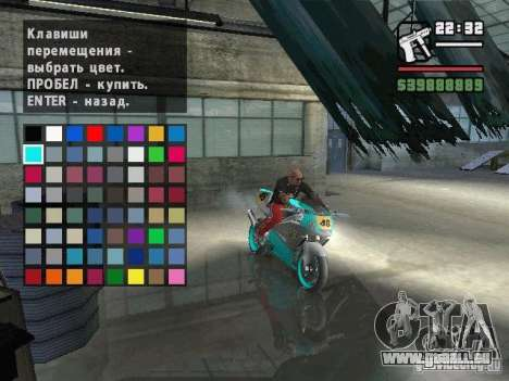 Carcols.dat By Russiamax für GTA San Andreas zehnten Screenshot