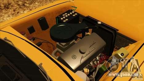 Moskvich 412 v2. 0 für GTA San Andreas Motor