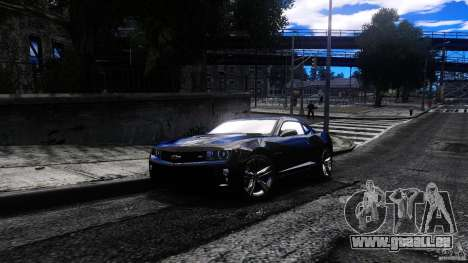 Chevrolet Camaro ZL1 pour GTA 4