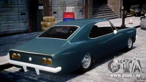 Chevrolet Opala 1979 v1.0 [BETA] für GTA 4 Innenansicht